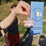 Volonterska akcija čišćenja plaže Karma u Zadru