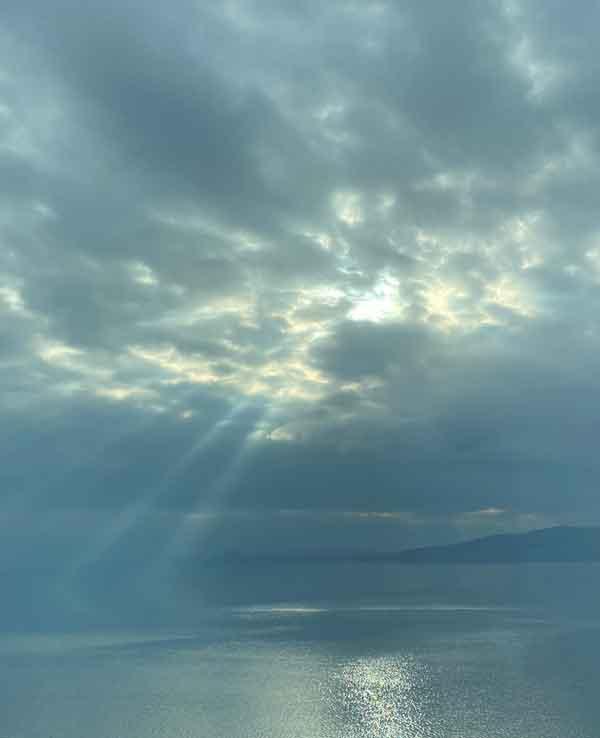 zrake neba u moru 1